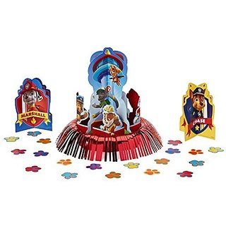 American Greetings Paw Patrol Table Decorations
