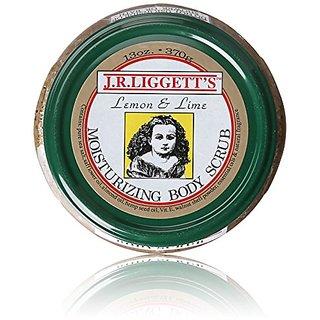 J.R. Liggett Body Scrub, Lemon and Lime, 13 Ounce