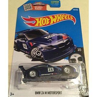 2016 Hot Wheels Super Treasure Hunt BMW Z4 M Motorsport.