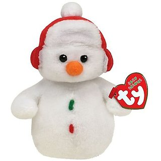 Ty Baby Beanies Cottonball - Snowman