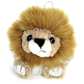 Purr-Fection Leon Cushy Critter Lion 5