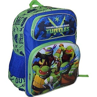 TMNT Ninja Turtles Tough Guy Deluxe 3D Embossed 16