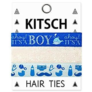 Kitsch Its A Boy Hair Ties