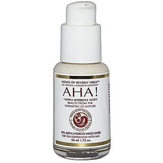 10% Alpha Hydroxy Acid Moisturizer. Best Anti Wrinkle, Anti Aging Dead Cell Exfoliater & Renewer Up To 30% By Nonie Of B