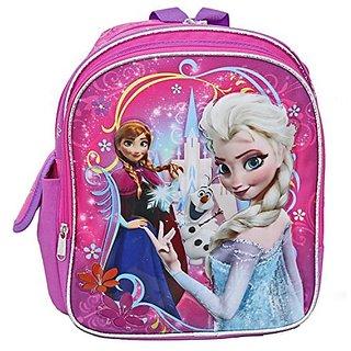 Ruz Disney Frozen Small Backpack Bag - Not Machine Specific