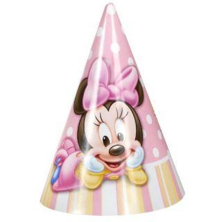 Hallmark Minnies 1st Birthday Cone Hat
