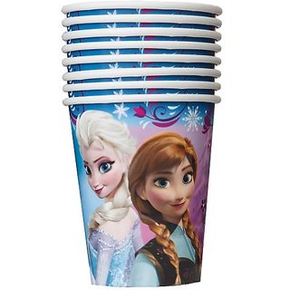 Disney Frozen 9 oz Cups [8 Per Pack]