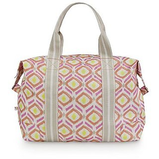 All For Color Sunrise Key Travel Tote