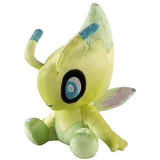 Pokemon 20th Anniversary Celebi 8 Plush