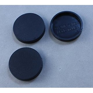 1in Round Plastic Miniature RPG Base (Pack of 20) Reaper Miniatures