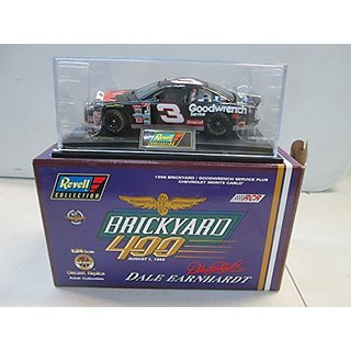 1998 Revell Dale Earnhardt Brickyard 400 1 of 10008 1:24