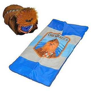 Star Wars Chewbacca Sleeping Bag Set 2pc