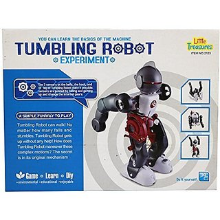 Little Treasures Tumbling Robot Education Toy