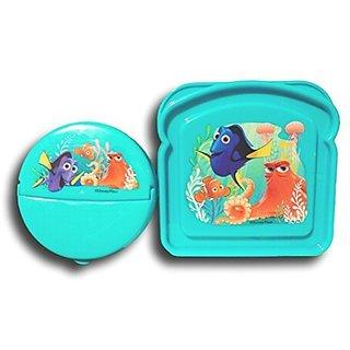 Disney Pixar Finding Dory 2 Piece ZAC Designs Lunch Box Kit.