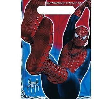 Spider-man 3 Treat Sacks