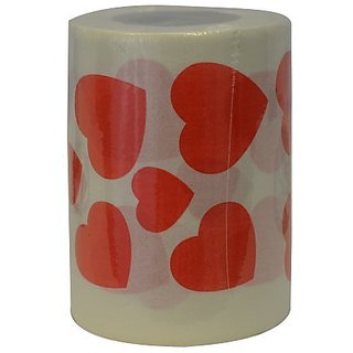 Hearts Toilet Paper