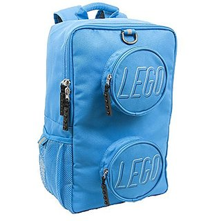 LEGO Brick Cycle-Pet Backpack, Blue
