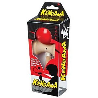 Deluxe Kendama Catch Game,Colors May Vary