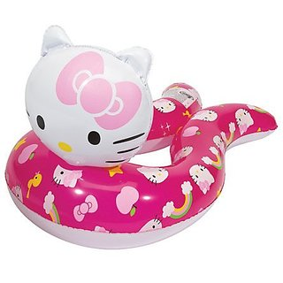 Hello Kitty Swimming Ring by Aqua Leisure