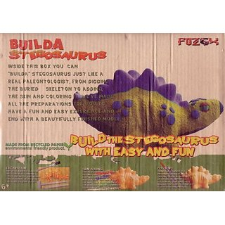 Build A Stegosaurus