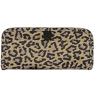 Travelon Jewelry and Clutch - Leopard