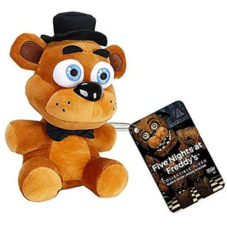 Funko Five Nights at Freddys Freddy Fazbear Plush, 6