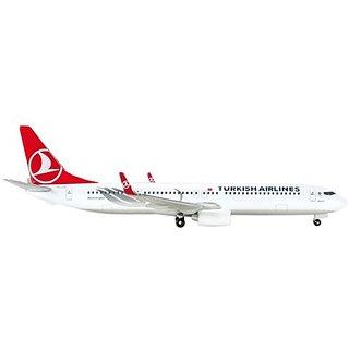 Daron Herpa Turkish 737-900 Reg#TY-JYE Model Kit (1 500 Scale)