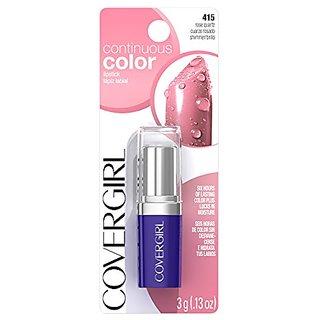 COVERGIRL Continuous Color Lipstick Rose Quartz 415 .13 Oz