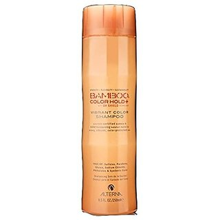 Alterna Bamboo UV+ Vibrant Color Shampoo for Unisex, 8.5 Ounce