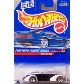 Hot Wheels 1999 #956 Pinstripe Power Series Auburn 852