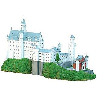 1 200 Royal Castles Neuschwastein Delax color version