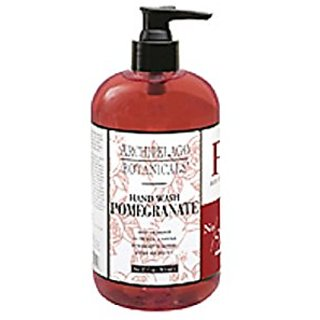 Archipelago Pomegranate Hand Wash - 17 Oz