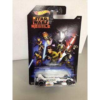 Hot Wheels star wars rebels JET THREAT 3.0