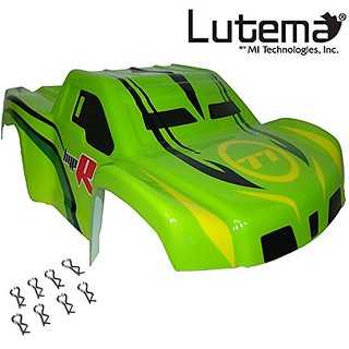 Lutema Hyp-R-Baja 2.4Ghz Baja King Green Body Set