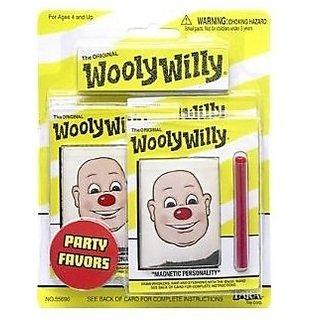 Wooly WillyTM Mini Games Pkg 4