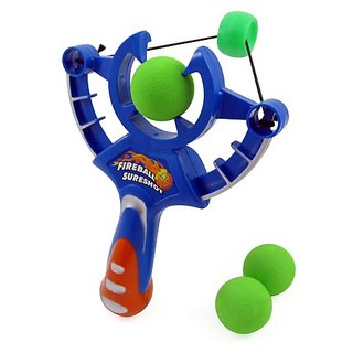 Foam Fireball Slingshot Toy for Kids