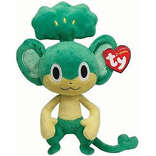 Ty Pokemon Beanie Baby Plush Pansage