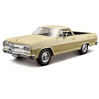 Maisto 1:25 Assembly Line 1965 Chevrolet El Camino Diecast Vehicle
