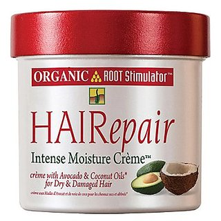 Organic Root Stimulator Hairepair Intense Moisture Creme, 5 Ounce