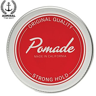 Admiral Strong Hold Classic Pomade, 4 Oz.
