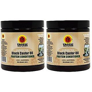 Jamaican Black Castor Oil Protein Conditioner 8oz