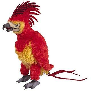 Wizarding World Harry Potter Posable Fawkes Phoenix 16