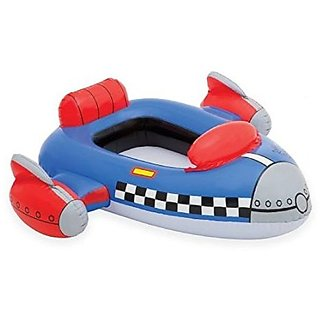 Intex 59380EP The Wet Set Inflatable Pool Cruiser, Rocket