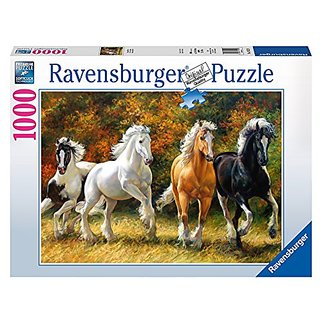 Ravensburger Galloping Horses Puzzle (1000-Piece)