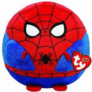 Ty Beanie Ballz Spiderman Plush - Medium