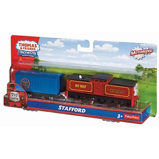 Fisher-Price Thomas the Train TrackMaster Motorized Stafford Engine
