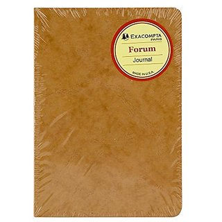 Exacompta Basic Journal Tan 5X7 In