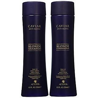 Alterna Caviar Anti-Aging Blonde Shampoo and Conditioner Duo (8.5 oz each)