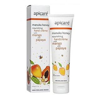 Apicare Manuka Mango and Papaya Hand Cream 90 g
