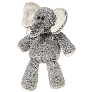 Mary Meyer Marshmallow Junior Elephant Soft Toy, 9-Inch